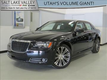 2013 Chrysler 300 for sale in Salt Lake City UT