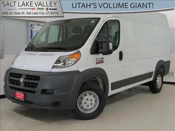 2014 RAM ProMaster Cargo for sale in Salt Lake City, UT