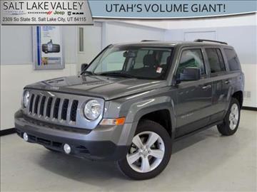 2014 Jeep Patriot for sale in Salt Lake City UT