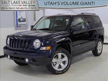 2014 Jeep Patriot for sale in Salt Lake City, UT