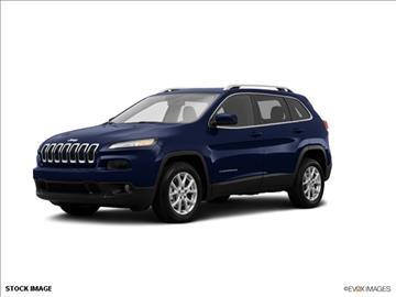 2014 Jeep Cherokee for sale in Salt Lake City, UT