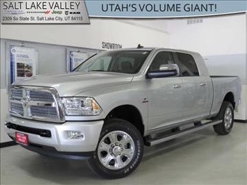 2014 RAM Ram Pickup 3500 for sale in Salt Lake City, UT
