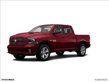 2014 RAM Ram Pickup 1500 for sale in Salt Lake City, UT