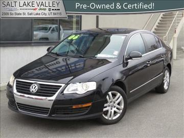 2006 Volkswagen Passat for sale in Salt Lake City UT