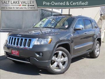 2011 Jeep Grand Cherokee for sale in Salt Lake City UT