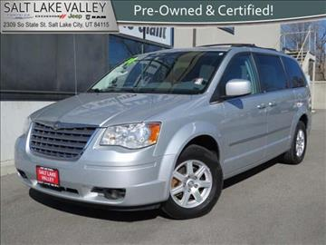 2010 Chrysler Town and Country for sale in Salt Lake City, UT