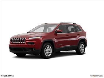 2014 Jeep Cherokee for sale in Salt Lake City UT