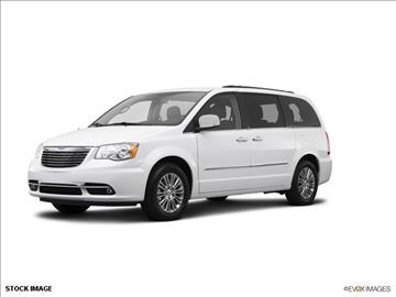 2014 Chrysler Town and Country for sale in Salt Lake City UT