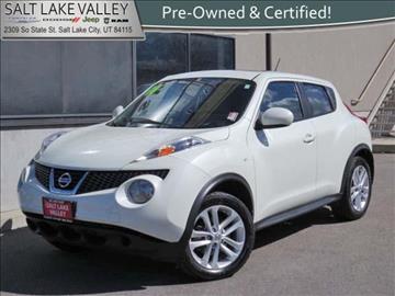 2011 Nissan JUKE for sale in Salt Lake City, UT