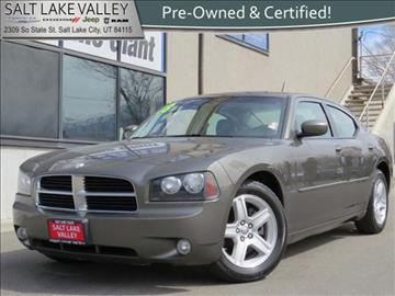 2008 Dodge Charger for sale in Salt Lake City UT
