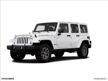 2014 Jeep Wrangler Unlimited for sale in Salt Lake City UT