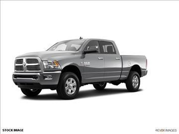 2014 RAM Ram Pickup 2500 for sale in Salt Lake City UT