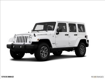 2014 Jeep Wrangler Unlimited for sale in Salt Lake City UT