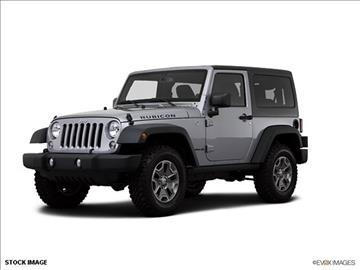 2014 Jeep Wrangler for sale in Salt Lake City UT
