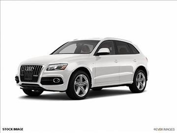 2012 Audi Q5 for sale in Salt Lake City, UT