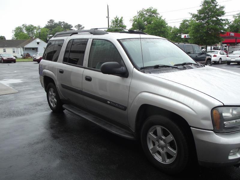2004 Chevrolet TrailBlazer EXT EXT LS - Suffolk VA