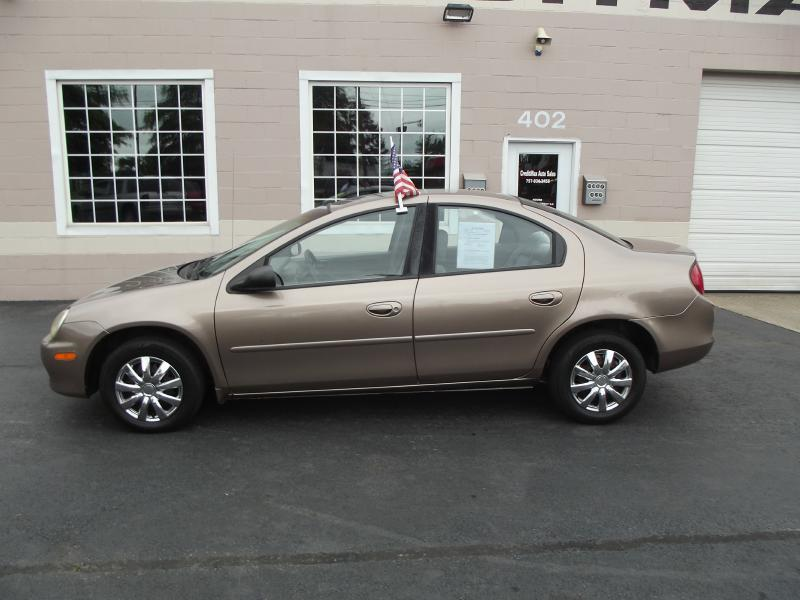 2002 Dodge Neon 4dr Sedan - Suffolk VA