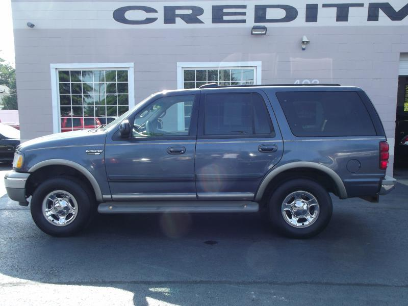 2002 Ford Expedition Eddie Bauer 4WD 4dr SUV - Suffolk VA