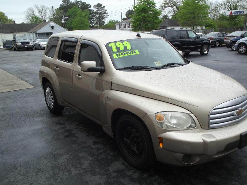 2008 Chevrolet HHR LT 4dr Wagon - Suffolk VA
