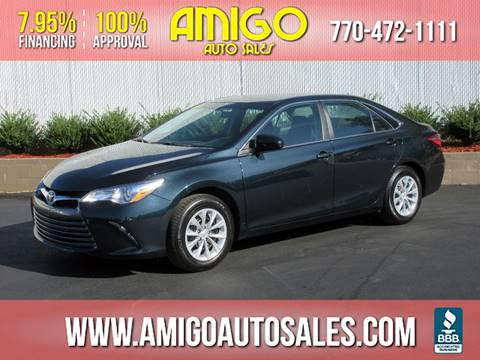 2016 Toyota Camry for sale in Chamblee, GA