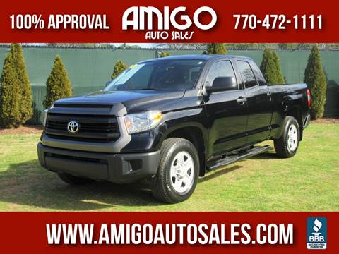 Toyota Union City >> Used Toyota Tundra For Sale In Union City Ga Carsforsale Com