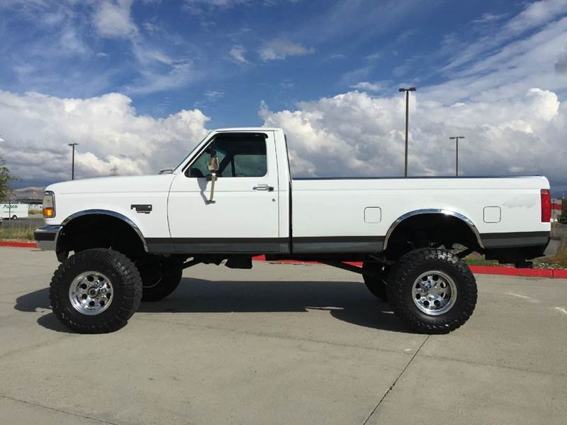 1997 ford f 350 2dr xlt 4wd standard cab lb in salt lake city ut diesel deals. Black Bedroom Furniture Sets. Home Design Ideas