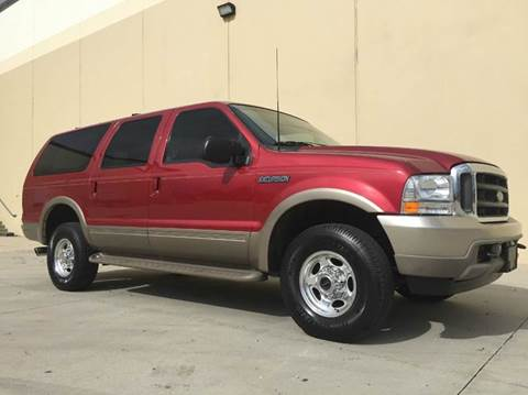 2003 Ford Excursion for sale at DIESEL DEALS in Salt Lake City UT