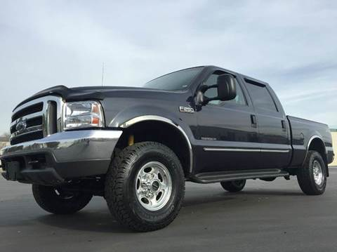 2000 Ford F-250 Super Duty for sale at DIESEL DEALS in Salt Lake City UT