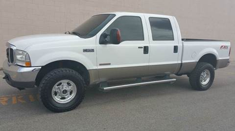 2004 Ford F-350 Super Duty for sale at DIESEL DEALS in Salt Lake City UT