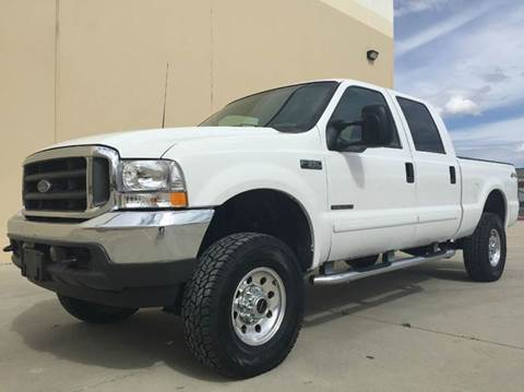 2002 Ford F-350 Super Duty for sale at DIESEL DEALS in Salt Lake City UT