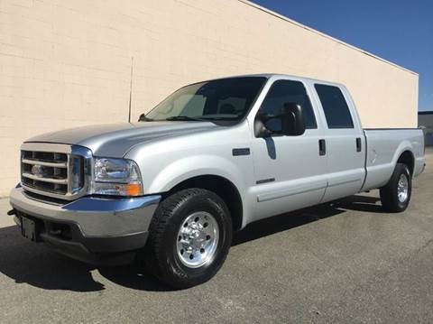 2001 Ford F-350 Super Duty for sale at DIESEL DEALS in Salt Lake City UT