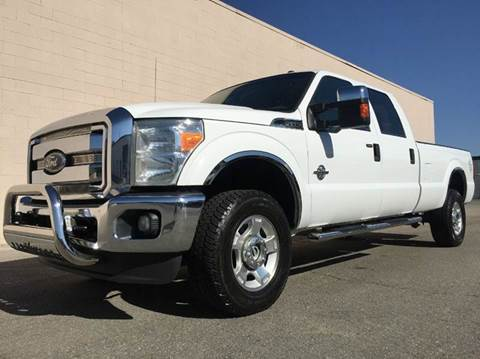 2011 Ford F-350 Super Duty for sale at DIESEL DEALS in Salt Lake City UT