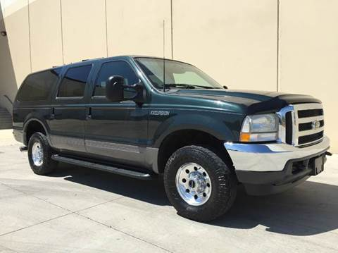 2002 Ford Excursion for sale at DIESEL DEALS in Salt Lake City UT