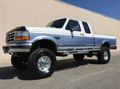 1996 ford f250 rims and tires