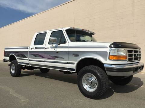 1997 ford f350 7.3 mpg