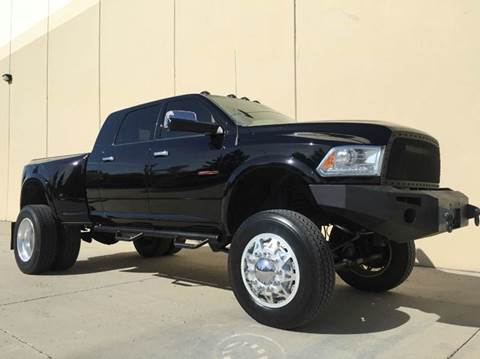 2013 RAM Ram Pickup 3500 for sale at DIESEL DEALS in Salt Lake City UT