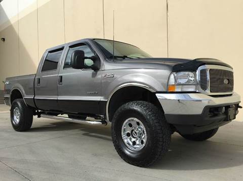 2002 Ford F-250 Super Duty for sale at DIESEL DEALS in Salt Lake City UT