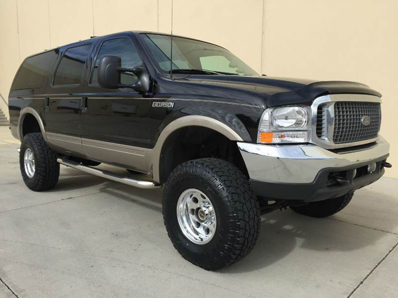 2001 Ford Excursion for sale at DIESEL DEALS in Salt Lake City UT