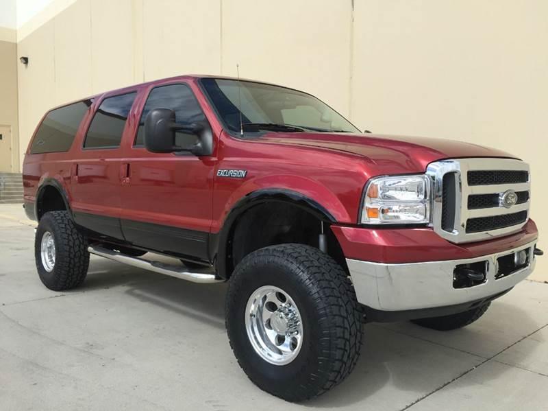 2002 Ford Excursion for sale at DIESEL DEALS in Salt Lake City UT