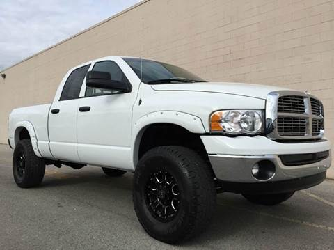 2004 Dodge Ram Pickup 2500 for sale at DIESEL DEALS in Salt Lake City UT