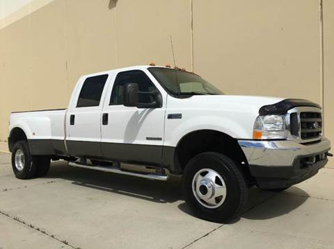 2003 Ford F-350 Super Duty for sale at DIESEL DEALS in Salt Lake City UT