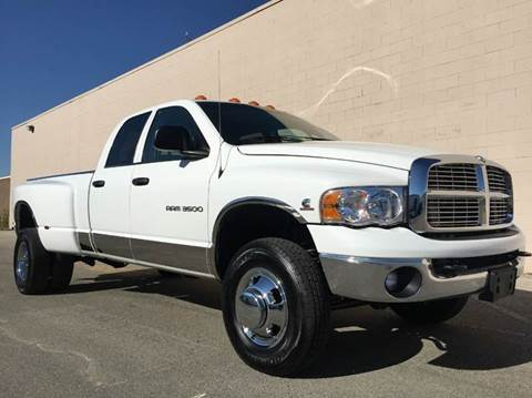 2005 Dodge Ram Pickup 3500 for sale at DIESEL DEALS in Salt Lake City UT