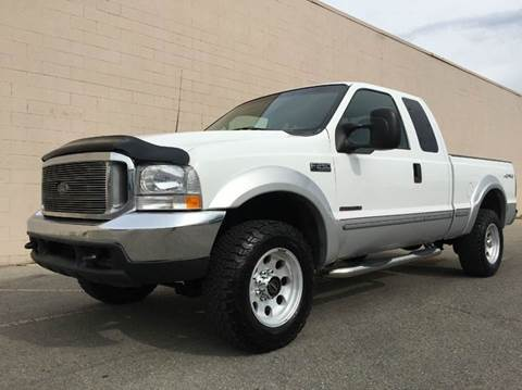 1999 Ford F-250 Super Duty for sale at DIESEL DEALS in Salt Lake City UT