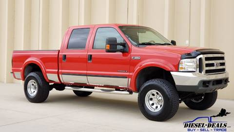 2000 Ford F-350 Super Duty for sale at DIESEL DEALS in Salt Lake City UT