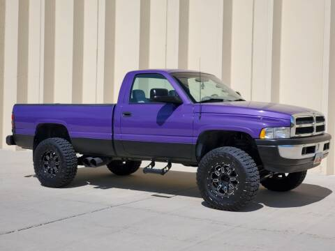1996 Dodge Ram Pickup 2500 for sale at DIESEL DEALS in Salt Lake City UT