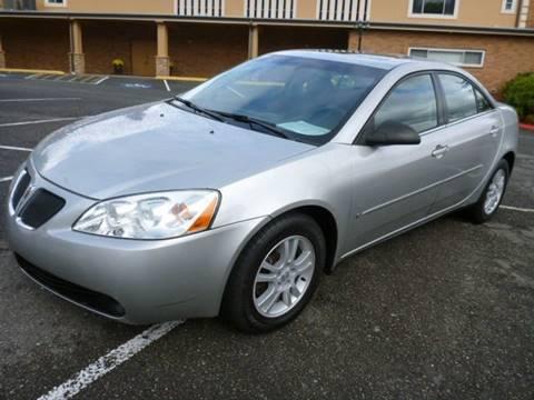 2006 Pontiac G6 for sale in Renton, WA