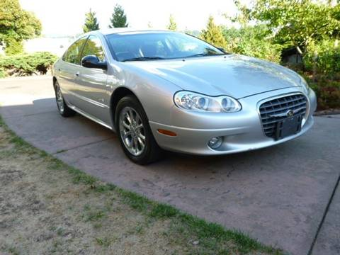 2001 Chrysler LHS for sale in Renton, WA