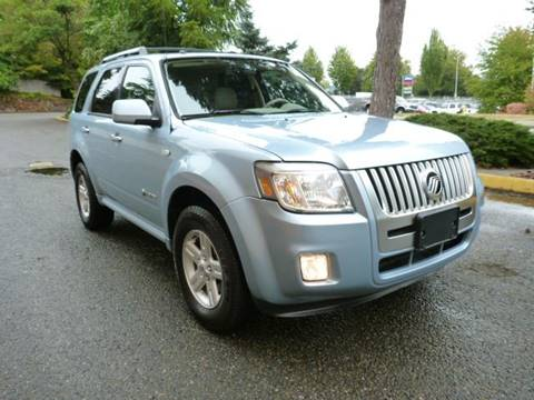 2008 Mercury Mariner Hybrid for sale in Renton, WA