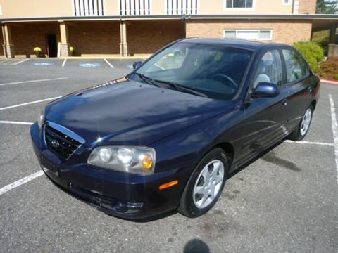 2004 Hyundai Elantra for sale in Renton, WA