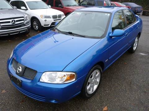 2006 Nissan Sentra for sale in Renton, WA